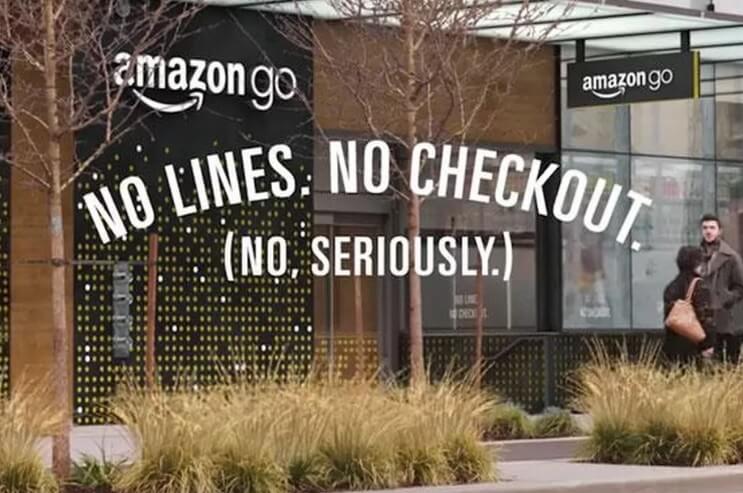 AMAZON открывает супермаркет без очередей