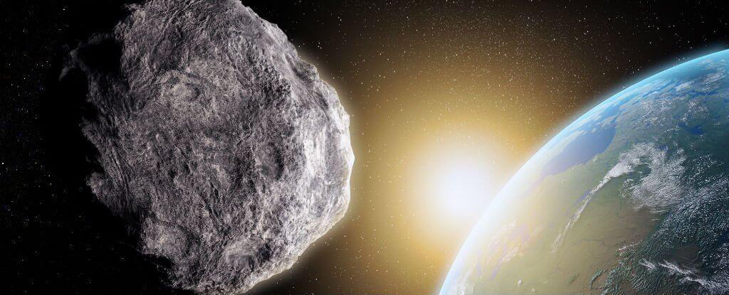 Ученые предлагают сбивать опасные астероиды
