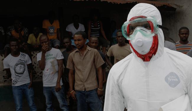 Вакцина от вируса Эбола эффективна