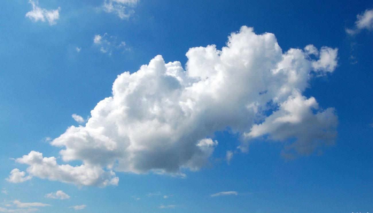 Процесс рождения облака под микроскопом