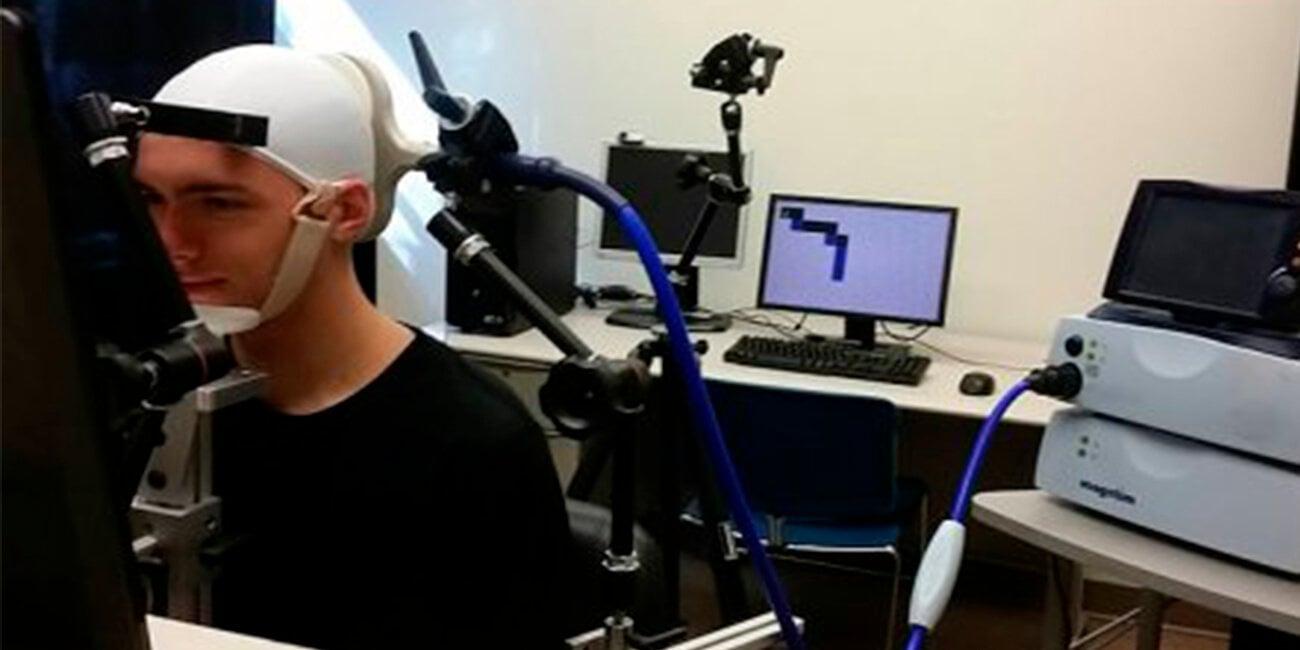 Стимуляция мозга разрешила игру вслепую
