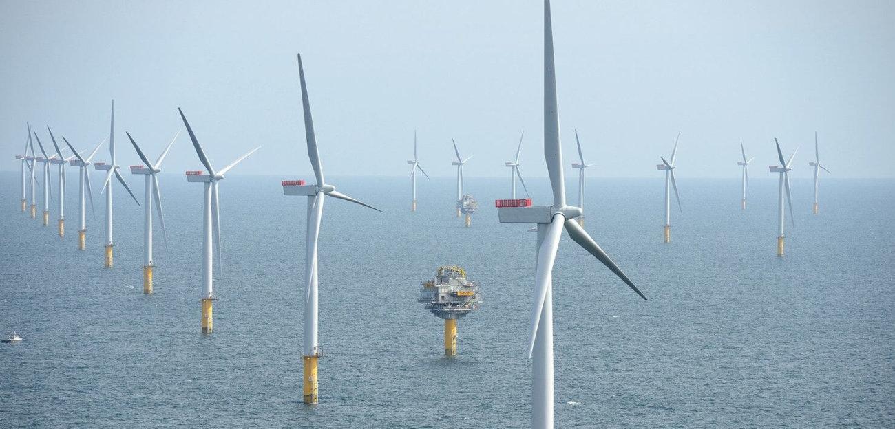 Китайцы построят  ветряную электростанцию