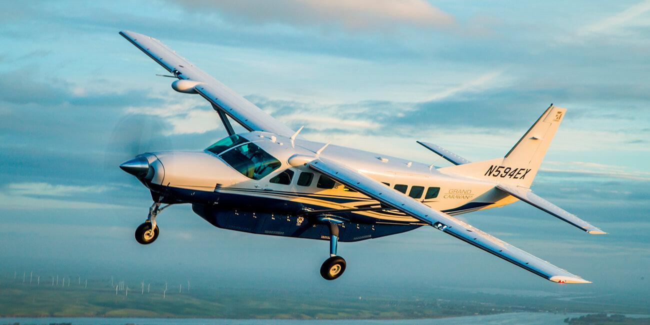 #видео   Робот-пилот управляет самолётом Cessna Caravan