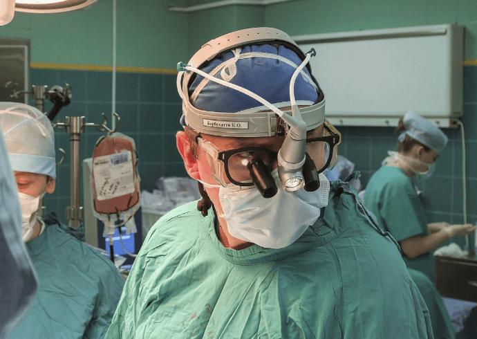 Спасая пациента от кровопотери, врачи охладили его тело до 20 градусов