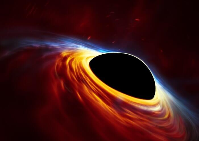 Ученые выяснили причину ярчайшей вспышки во Вселенной (2 фото + видео)