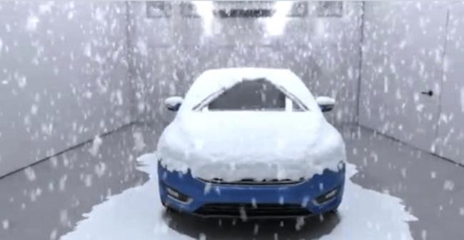 """Компания Ford строит """"фабрику погоды"""""""