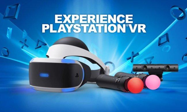 Sony стала лидером в гонке виртуальной реальности