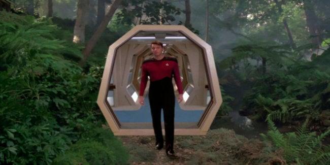 Microsoft запатентовала голографическую комнату (2 фото + видео)