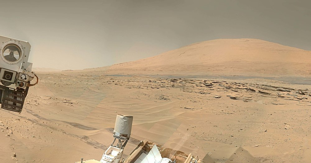 Марсоход «Кьюриосити» нашел новые доказательства возможной марсианской жизни   Hi-News.ru
