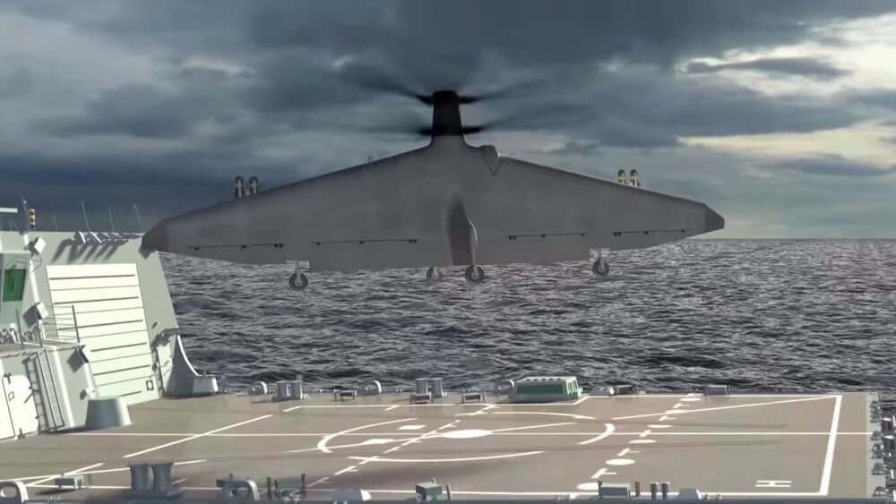 ВМС США готовятся продемонстрировать дрон