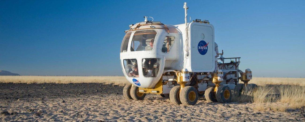 Как построить багги для миссий за миллионы километров от Земли?
