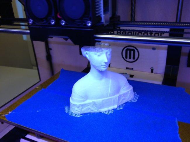 Готовится эксперимент по печати 3Д органиов