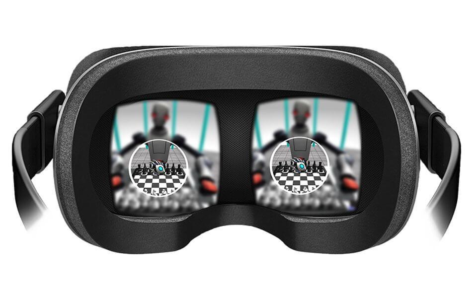 Oculus приобрела компанию, работающую над технологией отслеживания взгляда