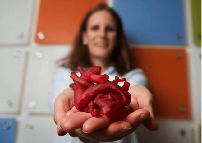 Ученым из США удалось напечатать сосуды на 3D-принтере