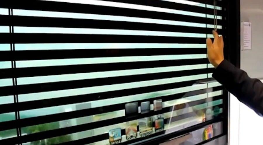 """""""Умные окна"""" регулируют поток света"""