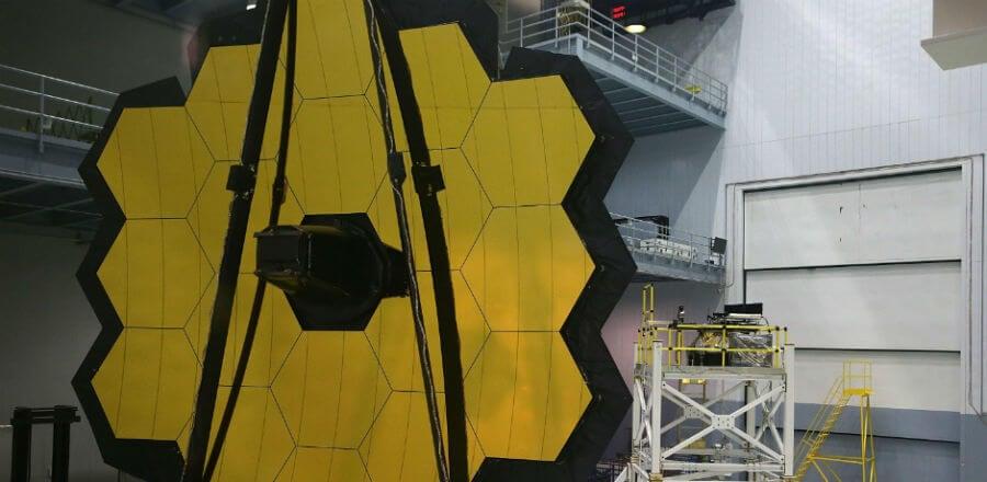 Испытания телескопа Уэбба продолжатся
