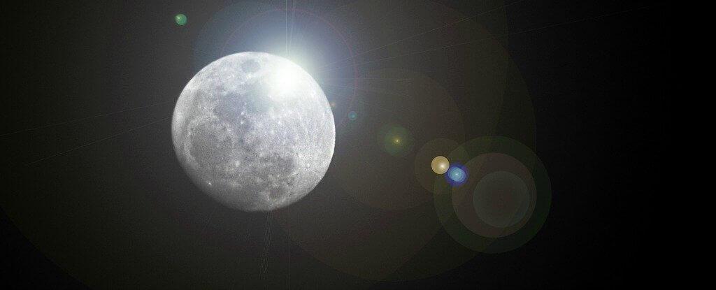 Определен более точный возраст Луны