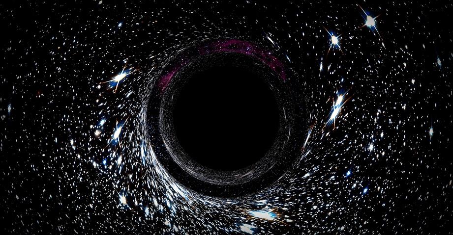 NASA исследует черные дыры