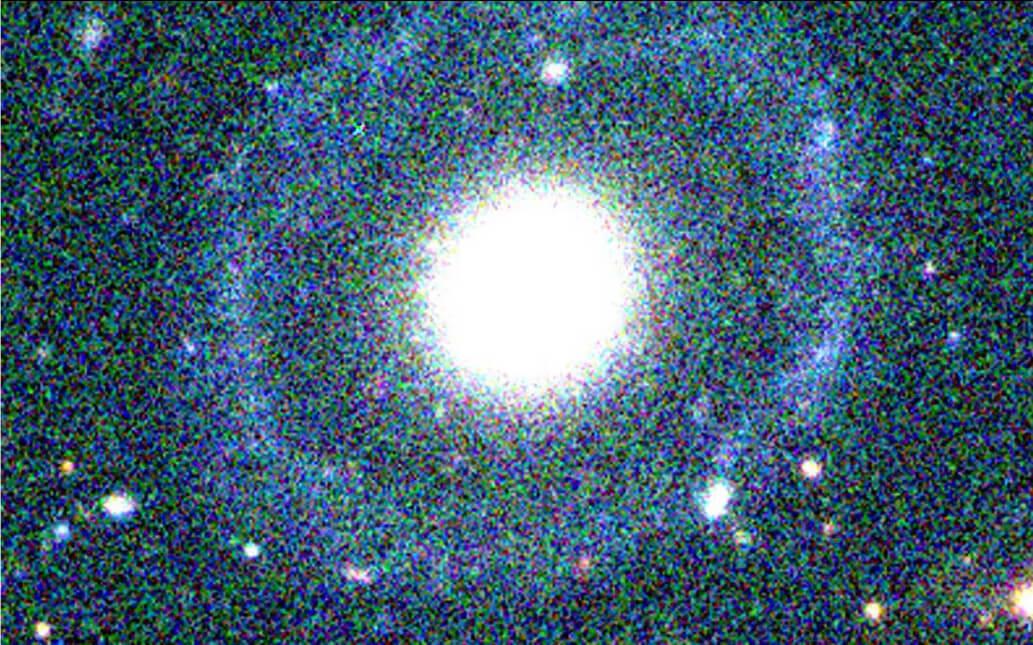 Обнаружен совершенно новый тип галактик