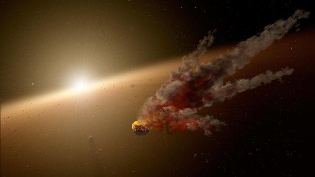 лучшее на данный момент объяснение «инопланетной мегаструктуры» звезды Табби (2 фото)