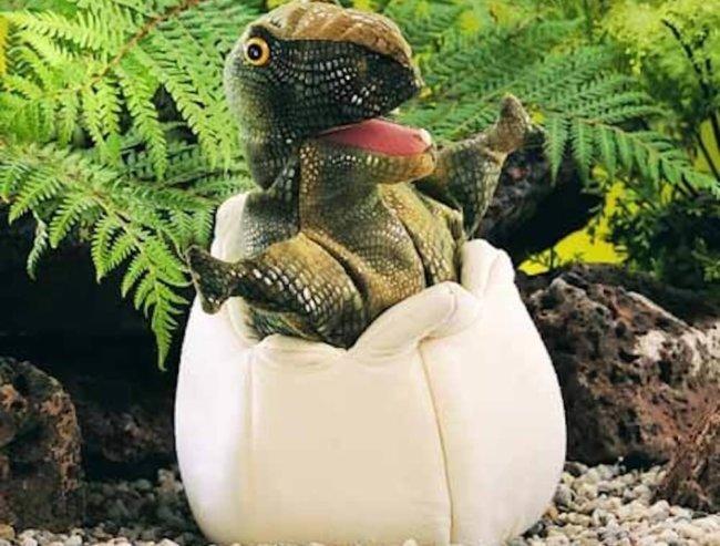 Сколько времени требуется динозавру, чтобы вылупиться из яйца?