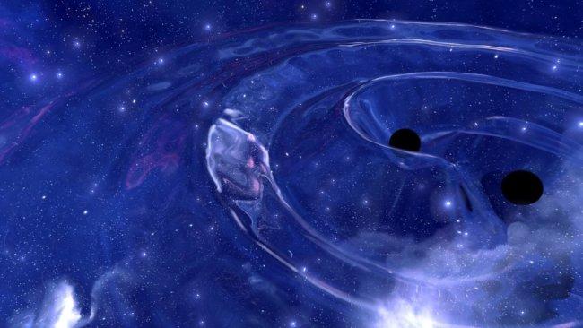 Китай изучит гравитационные волны