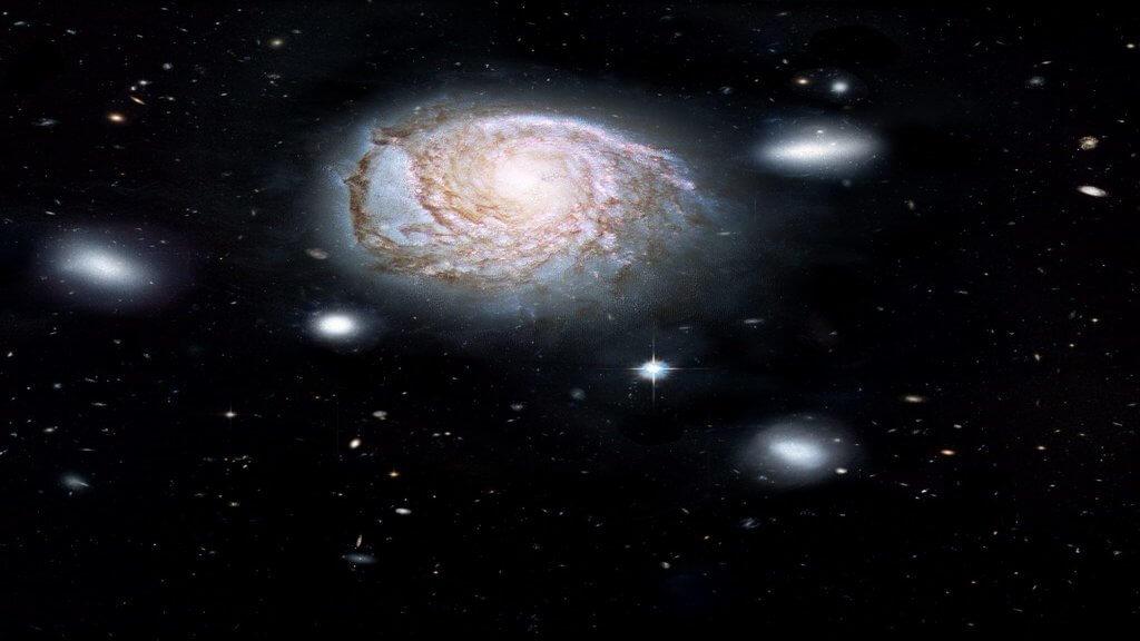 Что-то неизвестное в космосе в буквальном смысле высасывает жизнь из галактик