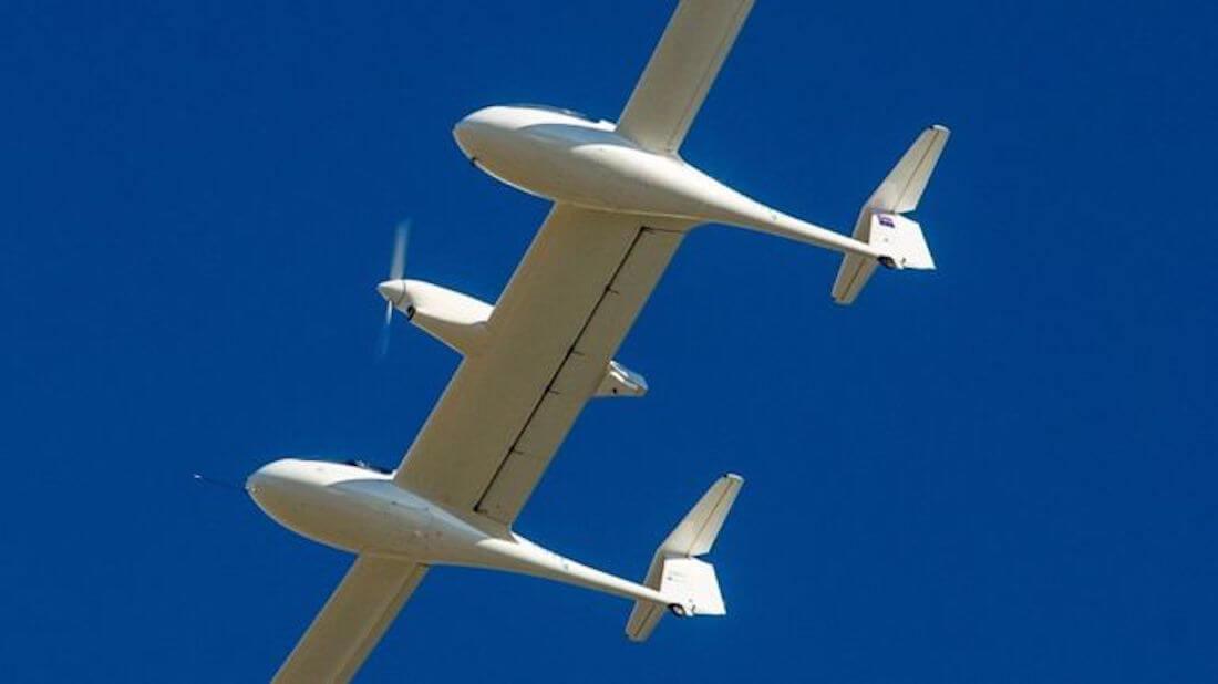 В Китае испытали самолет на водородном топливе