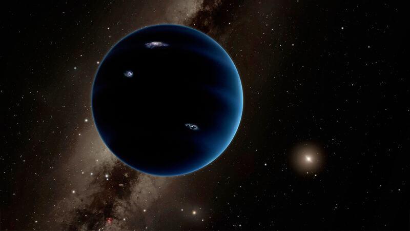 Предполагаемую Девятую планету в нашу систему могло притянуть наше Солнце