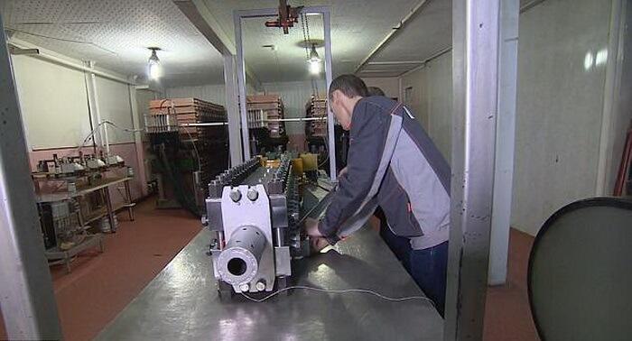 Российские ученые провели успешные испытания рельсотрона (2 фото + видео)