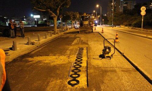 В Израиле построят дорогу, которая будет заряжать батареи электромобилей при движении (2 фото + видео)