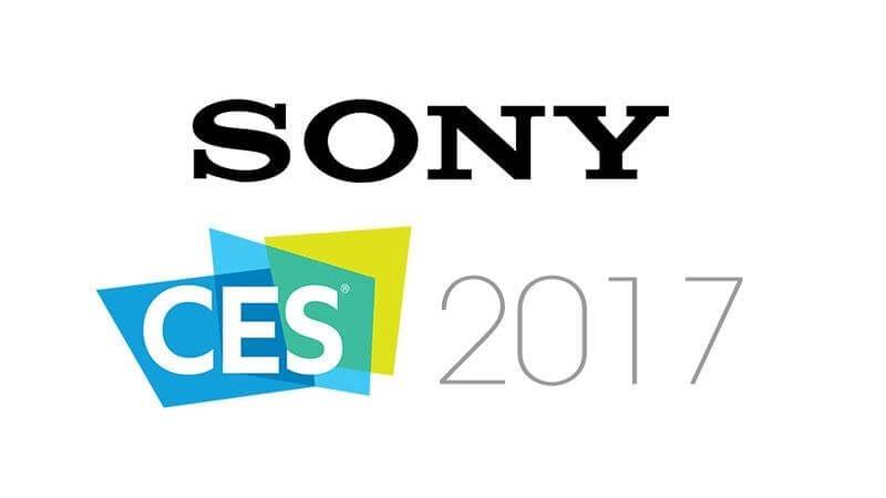 #CES   Итоги пресс-конференции компании Sony