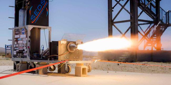 Tri-D Dynamics: быстро, качественно и недорого напечатаем двигатель для ракеты
