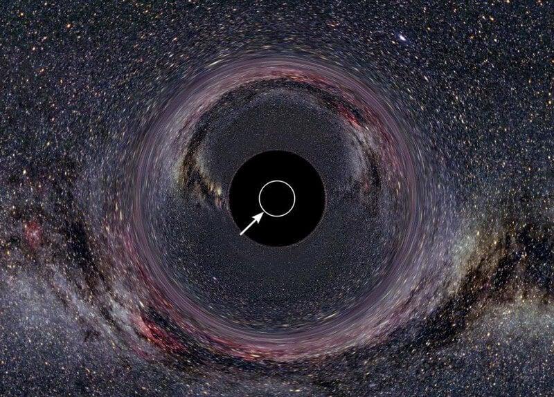 Никто не знает, куда черные дыры девают информацию (9 фото)