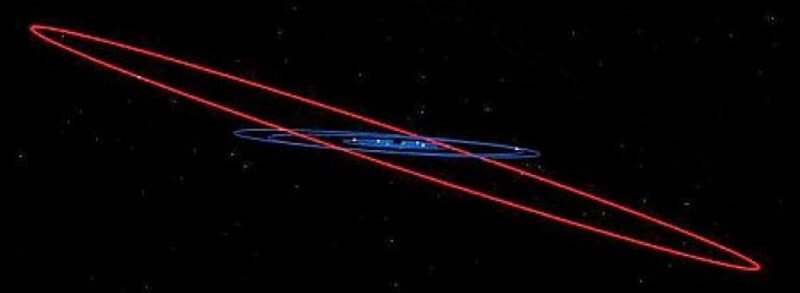 Япет: самая странная луна Солнечной системы (8 фото)