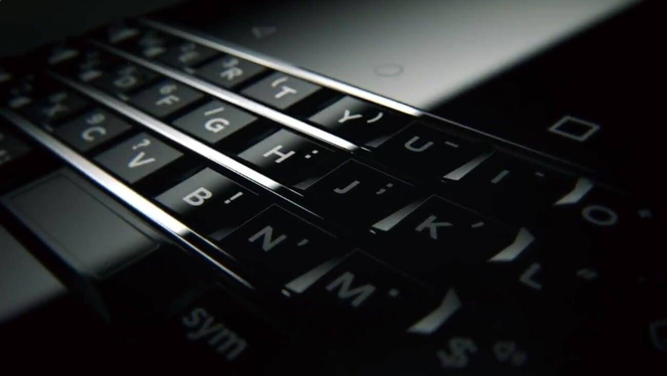 #MWC | Вместо «Mercury» представлен BlackBerry KEYone