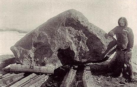 6 крупнейших метеоритов, обнаруженных на Земле (7 фото)