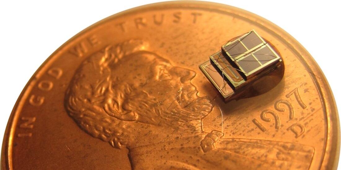 Компания Micro Mote создала самый маленький в мире компьютер (2 фото)