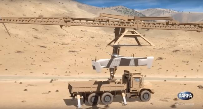 Создана система перехвата беспилотников налету