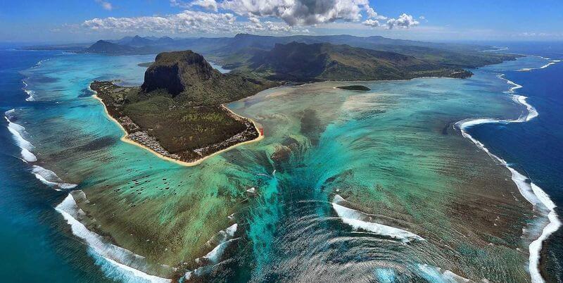 Под островом Маврикий найдены следы «потерянного континента»