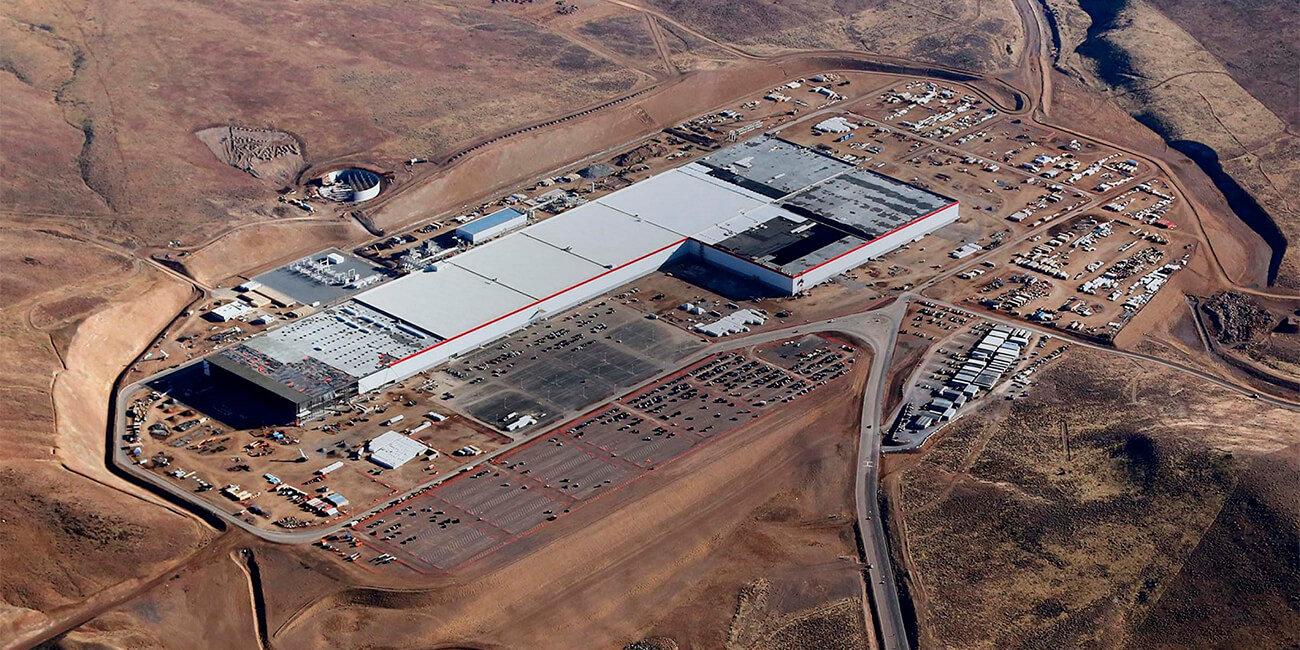 Илон Маск построит ещё три новых завода Gigafactory