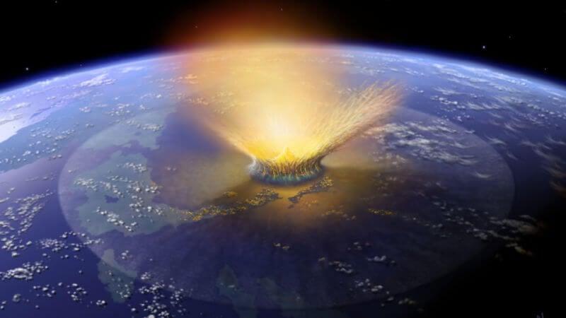 Падение астероида наЛондон убьет неменее 8,7 млн человек