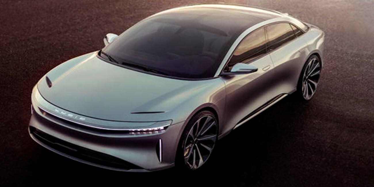 Автомобиль Lucid Air может стать новым конкурентом Tesla