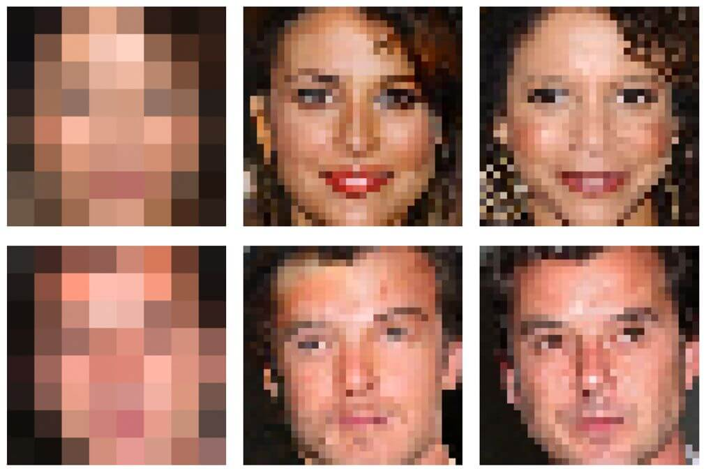 Искусственный интеллект Google учится улучшать качество изображений