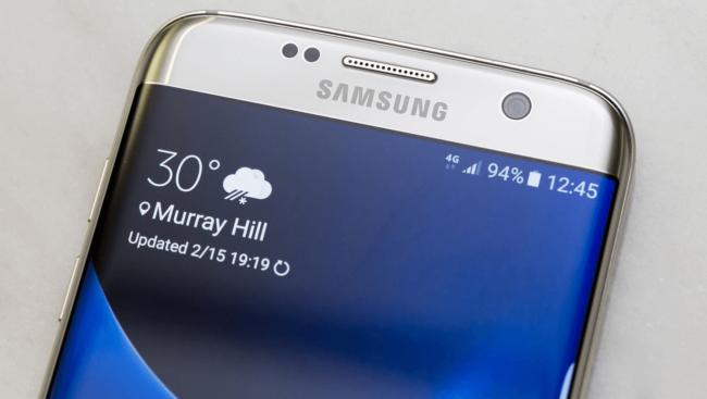 Очередная новинка от компании Samsung