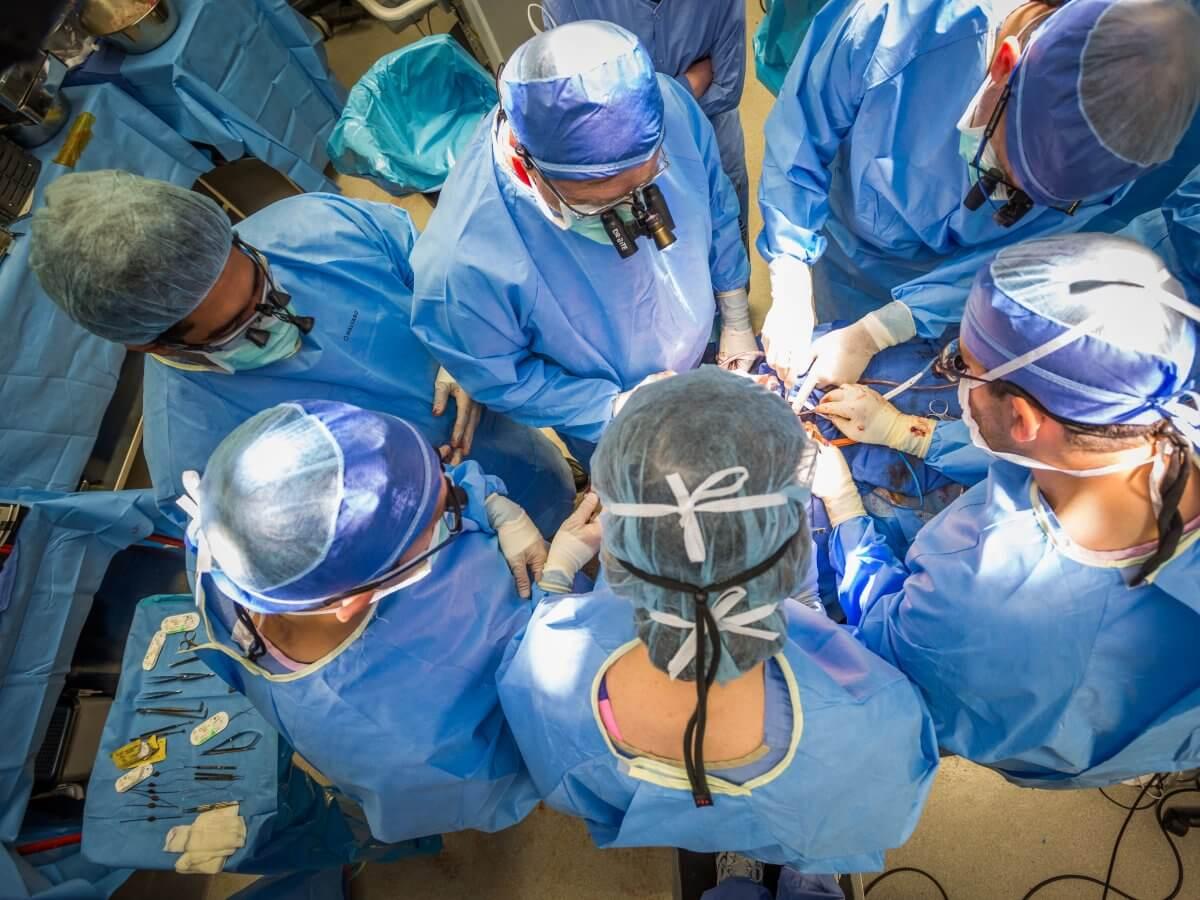 Две судьбы, одно лицо: удивительная история о лицевой трансплантации (11 фото + видео)