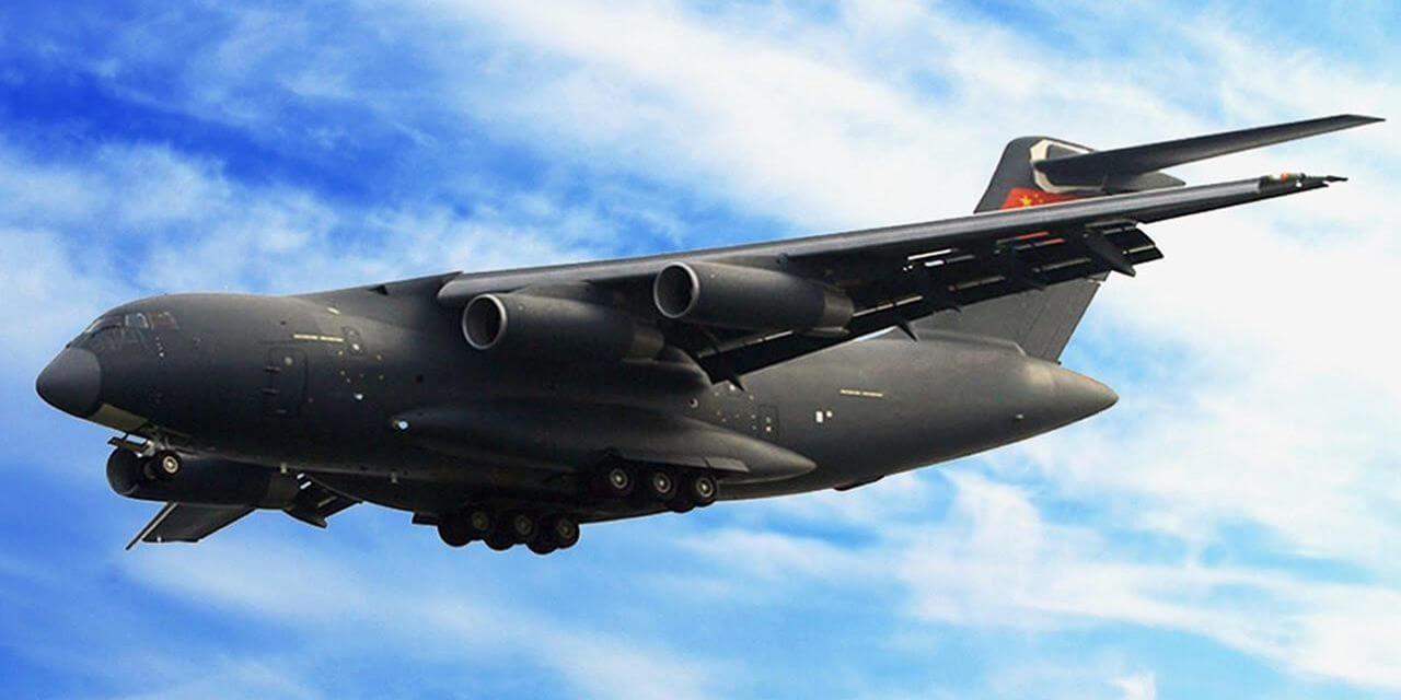 Китай будет запускать космические ракеты с самолетов