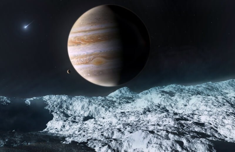 Еще одна команда ученых: «Плутон — планета, как и спутник Юпитера Европа»