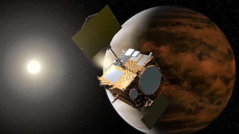 Сломался единственный космический зонд наорбите Венеры