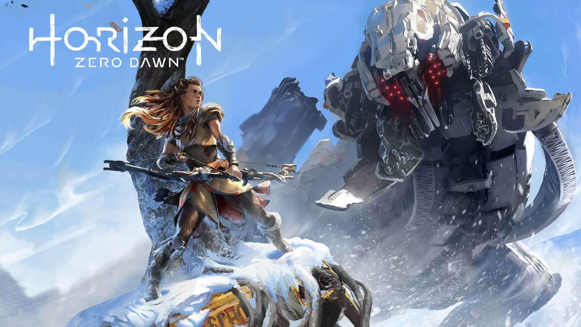 Обзор игры Horizon: Zero Dawn